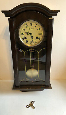 Centurion 35 Day Wall Clock with Key