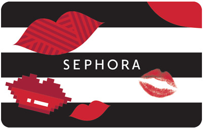 $50 Sephora Gift Card - Buy (2) $50 Sephora Gift Card and Save $10 - Emailed