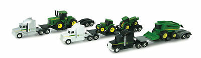 John Deere Toy 1/64 Farm Semi Assortment (37382) (Pn:  37382)