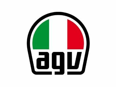 AGV Genuine Replacement Cheek Pads for Pista GP Helmets (Black) SM-MD