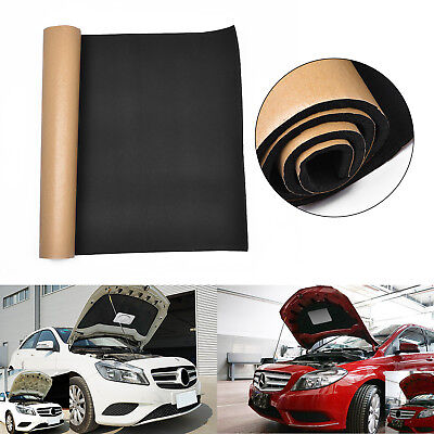 Fireproofing Sound Proofing Acoustic Studio Wall Foam Board Absorption Mat Tools