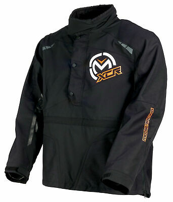 Moose Racing MX Off-Road 2018 XCR Adventure Touring Pullover Jacket (Black) 4XL