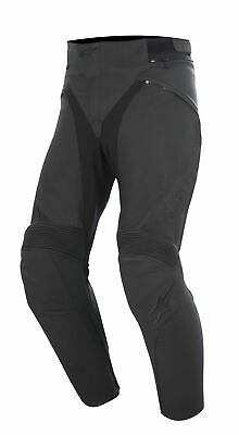ALPINESTARS 2016 JAGG AIRFLOW Leather Road/Track Riding Pants (Black) EU 52