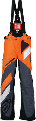 ARCTIVA Snow Snowmobile Men's 2017 COMP RR Shell Bibs/Pants (Orange) US 32