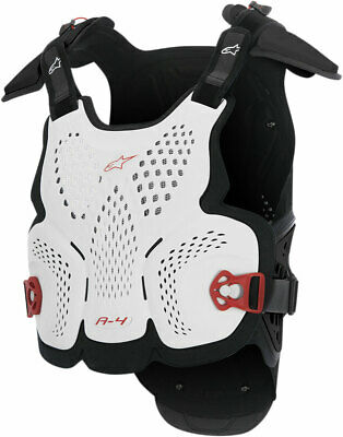ALPINESTARS Motocross Offroad A-4 CE Roost Guard/Chest Protector ( XS/S)