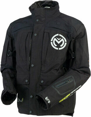 MOOSE Racing Adventure Touring Dual Sport 2016 ADV1 Jacket (Black) XL (X-Large)
