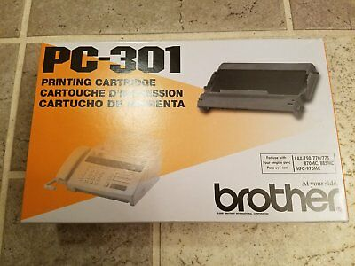 Brother Pc301 New Printing Cartridge