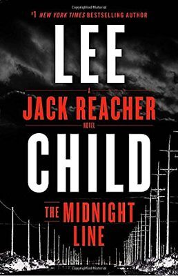The Midnight Line: A Jack Reacher Novel  By Lee Child Ebooks