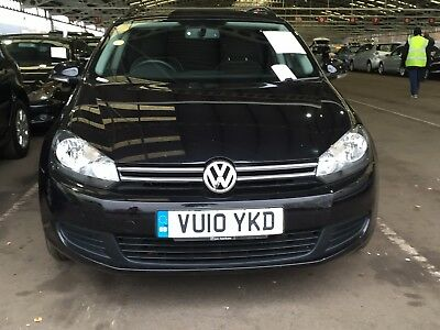 2010 Volkswagen Golf 1.6 Tdi Estate, 1 F/rec Owner, Aircon, 6 Services Moted Etc