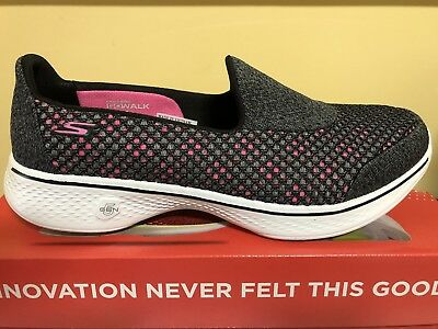 Ladies Skechers GO WALK 4 Size US 7.5 - Brand New With Box. RRP $129.95