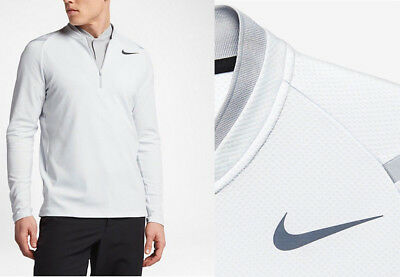 2017 Nike Golf Aeroreact 1/2 Zip Pullover - M L XL - RRP£85 - 1st Class Post