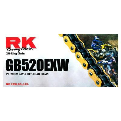 Rk Chain 520Exw - 120 Link - Gold  12-527-120Gd