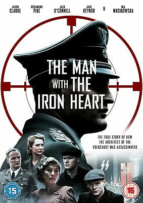 The Man With the Iron Heart [DVD]