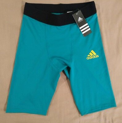 Adidas Australia Rio 2016 Olympics Mens 32 Tights Pants Cricket Ashes Socceroos