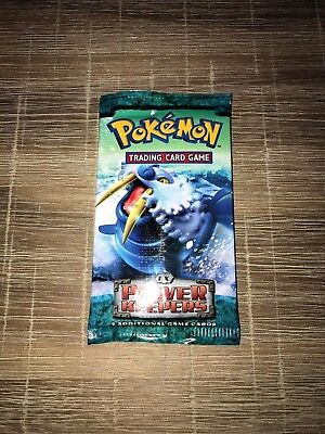 Pokemon EX Power Keepers Booster Pack Factory Sealed MINT RARE