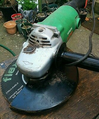 Hitachi 2G3SE  230 mm disc very strong    electric Grinder