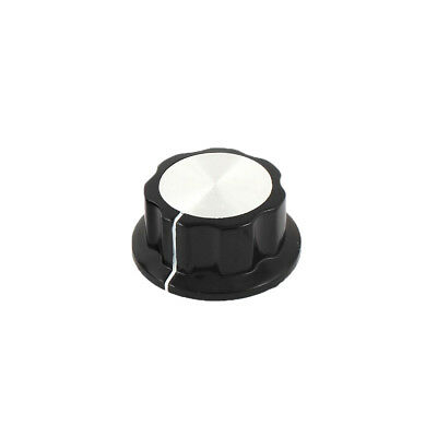 1 Pcs 36mm Top Rotary Knobs for 6mm Diameter Shaft Potentiometer