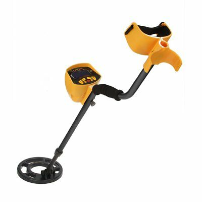 Waterproof Underground Metal Detector Gold Digger Treasure Hunter Tracker J7I9