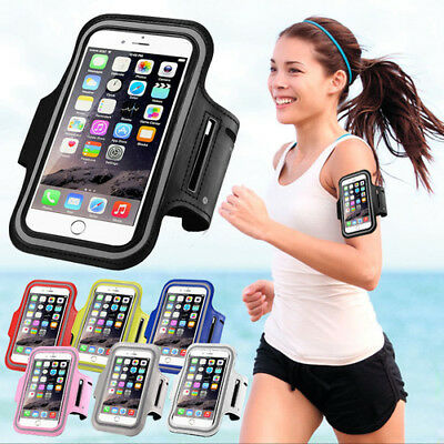 For iPhone X / 8 Plus / 7 Plus 6 Armband Case Sport GYM Running Arm Band Holder