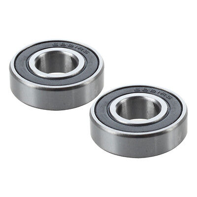 2 pieces Ball Bearing 6001Rs 28mm x 12mm x 8mm Scooter O4A5 L6O3 G4N8 U2Y4