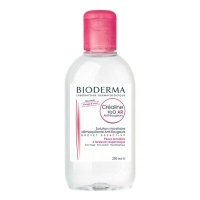 Bioderma Créaline H2O AR Anti-Rougeurs Solution Micellaire 250ml
