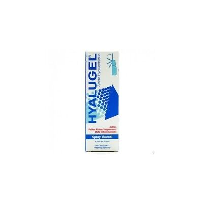 Hyalugel Spray Gingival Aphtes 20ml
