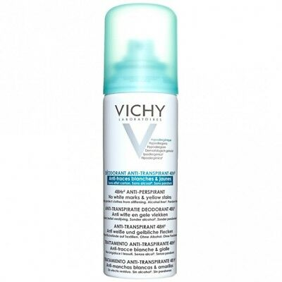Vichy Déodorant Anti-Transpirant Anti-Trace Spray 125ml