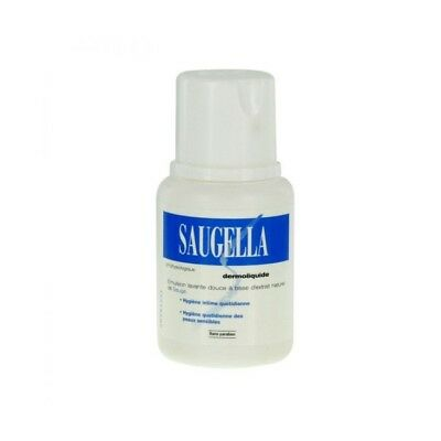 Saugella Dermoliquide Emulsion Lavante Douce 100ml