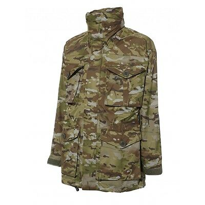 Keela Special Forces, Sf Dual W/proof Jacket/smock - Multicam -Military, Hunting