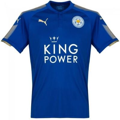 Leicester City Home Shirt 2017/18