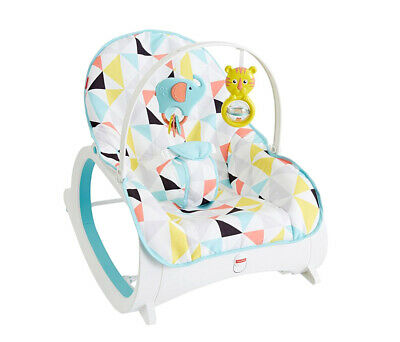Mozlly Fisher-Price Infant-to-Toddler Rocker (Multipack of 3) Baby Jumpers