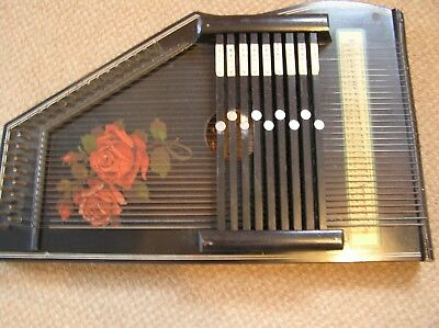 GERMAN VINTAGE AUTOHARP - Classic instrument - Zither - Music - Harp