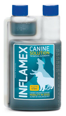 Canine Inflamex Solution from Cortaflex - 473ml