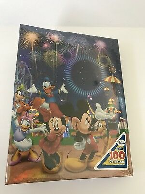 Disney Mickey Mouse Gang Crew Photo Album 100 pictures 4 x 6