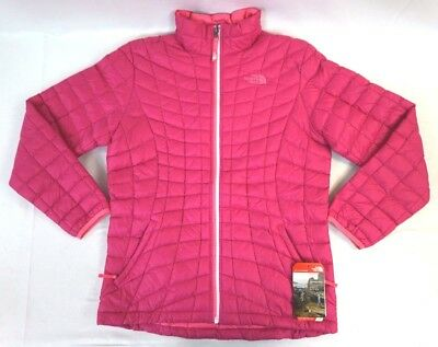 2aad2788c6dc NWT  120 THE North Face Girls  Thermoball Full Zip Jacket (Big ...