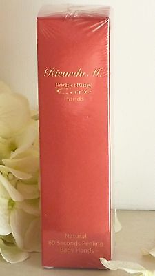 (€29,00/100ml) Ricarda M. Perfect Ruby Care Natural 60 Second Peeling, 100 ml