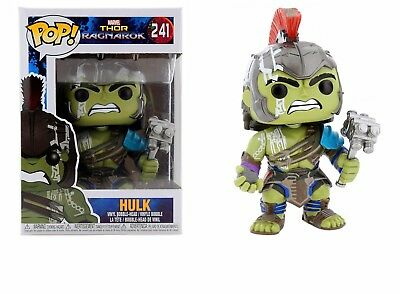 Funko Pop Marvel: Thor Ragnarok - Hulk Vinyl Bobble-Head Item #13773