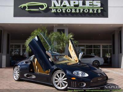 2009 Other Makes  2009 Spyker C8 Laviolette Coupe 6 Speed Manual ONE OF 36 CARS MADE!