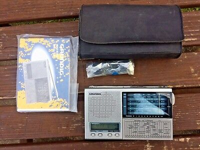 Grundig Yacht Boy 218 Multiband Portable Radio Grundig YB218 World Reciever