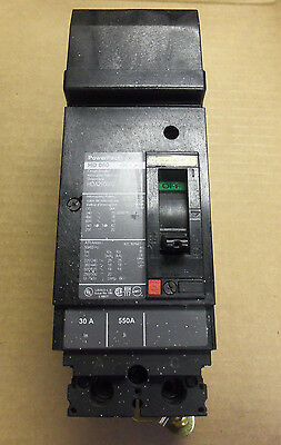 UD-75 NEW . Square PowerPact HD 060 Circuit Breaker 20A 3P Cat# HDP36020 .