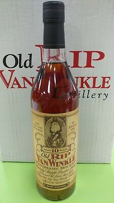 Old Rip Van Winkle 10 Year From 2017 Collectible