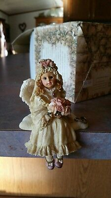 Boyds Bears & Friends The Wee Folkstones Collection Faeries Felicity Angel Bliss