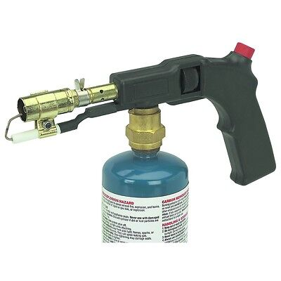 15Portable Electric Start 3200 Degree Push Button  Propane Torch