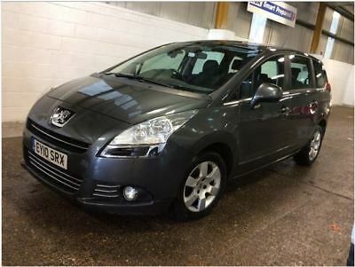 2010 Peugeot 5008 2.0 Hdi Sport 7 Seats, Climate, Alloys, 1 F.owner, Nice Lookin