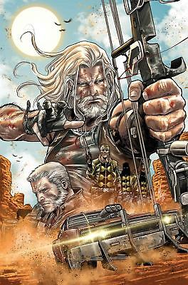 Old Man Hawkeye #1 Cover A Regular Marco Checchetto, NM Pre-Order Jan-10-18