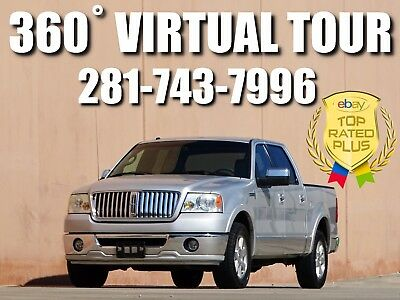 2006 Lincoln Mark Series MARK LT 2006 LINCOLN MARK LT CREW CAB 2WD! ACCIDENT FREE TX TRUCK CARFAX CERTIFIED!!