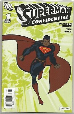 Superman Confidential #1 : DC Comic Book from January 2007