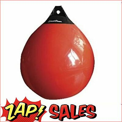 $82 After Discount:Boat Fender or Bouy, Teardrop Style, 762(L) x 584(Dia.)mm