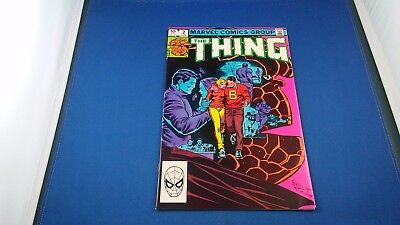 Marvel The Thing #2 Aug. 1983