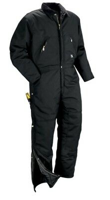 Carhartt Yukon Extremes CoverAll Arctic Quilt Lined Black Size 42 Regular